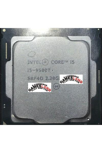 INTEL CORE i5-9500T 6 CORE 2.20GHZ-3.70GHZ CPU TRAY SRF4D 9TH GEN NUOVO GARANZIA