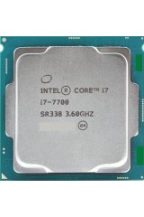 INTEL CORE i7-7700 3.6 GHZ TURBO 4.20 GHZ CPU VERSIONE TRAY NUOVO SR338 LGA1151