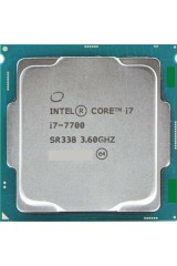 INTEL CORE i7-7700 3.6 GHZ TURBO 4.20 GHZ CPU VERSIONE TRAY NUOVO SR338 LGA1151