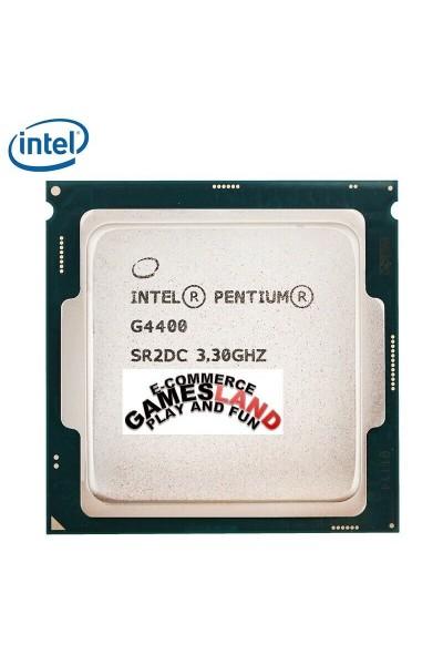 INTEL PENTIUM G4400 3.30 GHZ CPU SR2DC LGA 1151 6TH GEN. PARI AL NUOVO GARANZIA