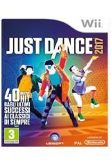 JUST DANCE 2017 PER NINTENDO Wii NUOVO PRODOTTO UFFICIALE ITALIANO