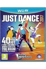 JUST DANCE 2017 PER NINTENDO WiiU NUOVO PRODOTTO UFFICIALE ITALIANO