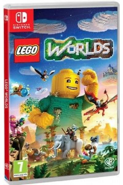 LEGO WORLDS PER NINTENDO SWITCH NUOVO UFFICIALE ITALIANO