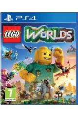 LEGO WORLDS PER SONY PS4 NUOVO PRODOTTO UFFICIALE ITALIANO