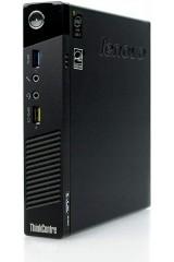LENOVO THINK CENTRE M73 TINY MINI-PC i3-4130T SSD 256GB RAM 4GB W10 PRO GARANZIA