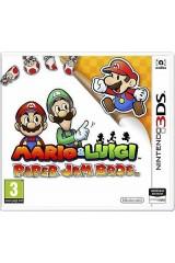 MARIO E LUIGI PAPER JAM BROS PER NINTENDO 3DS E 2DS NUOVO UFFICIALE ITALIANO