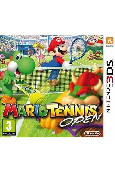 MARIO TENNIS OPEN PER NINTENDO 3DS NUOVO PRODOTTO UFFICIALE ITALIANO