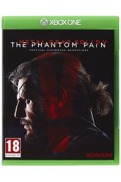 METAL GEAR SOLID V: THE PHANTOM PAIN PER XBOX ONE NUOVO GIOCO UFFICIALE ITALIANO