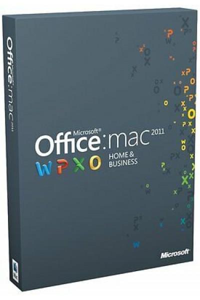 MICROSOFT OFFICE MAC 2011 HOME E BUSINESS PRODOTTO UFFICIALE ITALIANO ORIGINALE