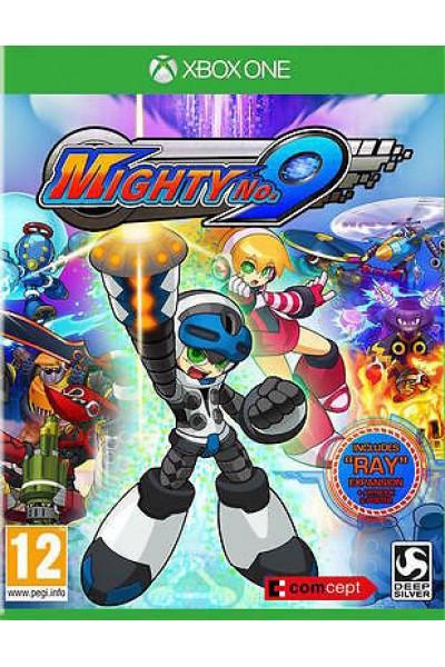 MIGHTY N° 9 PER XBOX ONE NUOVO PRODOTTO UFFICIALE ITALIANO