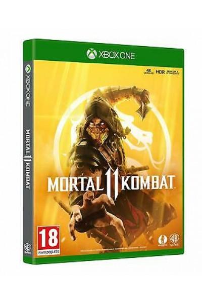 MORTAL KOMBAT 11 PER XBOX ONE NUOVO SIGILLATO PRODOTTO UFFICIALE ITALIANO