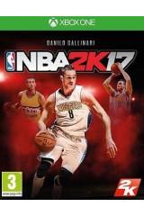 NBA 2K17 PER XBOX ONE NUOVO PRODOTTO UFFICIALE ITALIANO