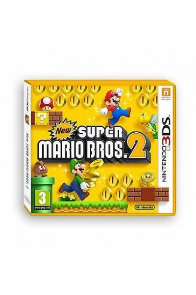 NEW SUPER MARIO BROS 2 PER NINTENDO 3DS E 2DS NUOVO ORIGINALE