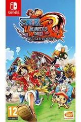 ONE PIECE UNLIMITED WORLD RED DELUXE EDITION PER NINTENDO SWITCH UFF ITALIANO