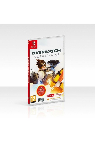 OVERWATCH LEGENDARY EDITION PER NINTENDO SWITCH VERSIONE UFFICIALE ITALIANA