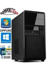 PC DESKTOP INTEL QUAD CORE i5 6500 3.20-3.60 GHZ 8GB RAM 1TB HD USB 3.0/DVI/DVD