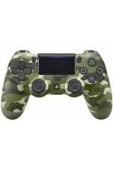 PLAYSTATION 4 SONY DUALSHOCK 4 V2 GREEN CAMOUFLAGE PRODOTTO UFFICIALE ORIGINALE
