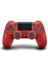 PLAYSTATION 4 SONY DUALSHOCK 4 V2 MAGMA RED PRODOTTO UFFICIALE ORIGINALE