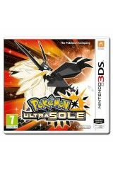 POKEMON ULTRASOLE PER NINTENDO 3DS/2DS NUOVO VERSIONE UFFICIALE ITALIANA