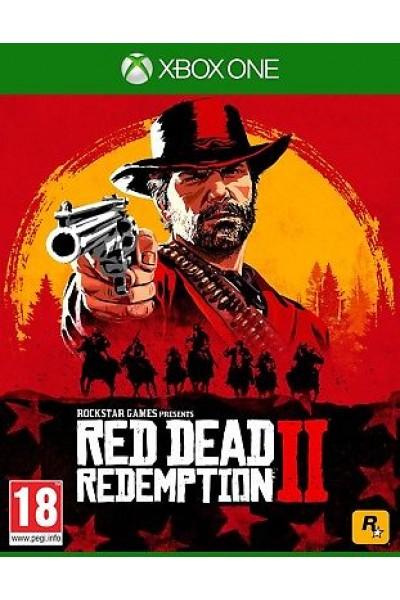 RED DEAD REDEMPTION 2 PER XBOX ONE NUOVO PRODOTTO UFFICIALE ITALIANO