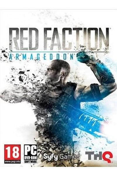 RED FACTION ARMAGEDDON PER PC NUOVO UFFICIALE ITALIANO