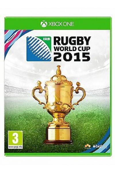 RUGBY WORLD CUP 2015 PER XBOX ONE NUOVO PRODOTTO UFFICIALE ITALIANO