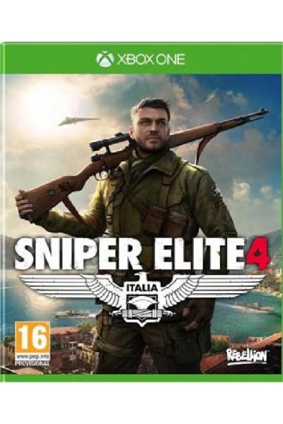 SNIPER ELITE 4 PER XBOX ONE NUOVO PRODOTTO UFFICIALE ITALIANO
