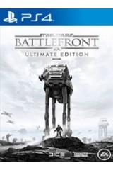 STAR WARS BATTLEFRONT ULTIMATE EDITION PER SONY PS4 NUOVO UFFICIALE ITALIANO