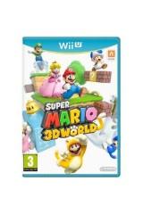 SUPER MARIO 3D WORLD X NINTENDO WiiU NUOVO SIGILLATO PRODOTTO UFFICIALE ITALIANO
