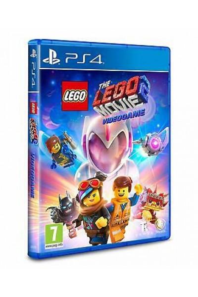 THE LEGO MOVIE 2 VIDEOGAME PER SONY PS4 NUOVO PRODOTTO UFFICIALE ITALIANO