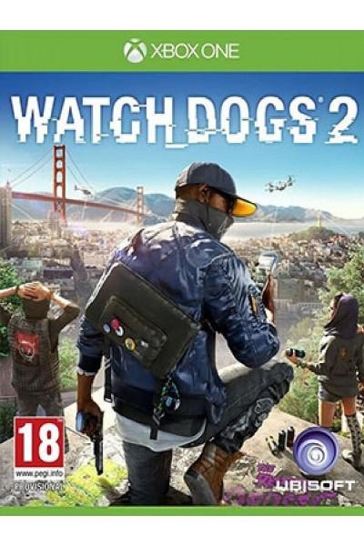 WATCH DOGS 2 PER XBOX ONE NUOVO PRODOTTO UFFICIALE ITALIANO