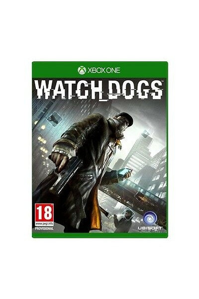 WATCH DOGS PER XBOX ONE NUOVO SIGILLATO PRODOTTO UFFICIALE ITALIANO
