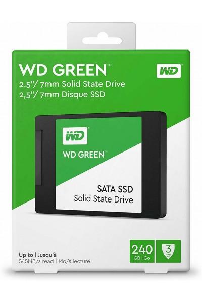 WD GREEN SSD 240GB SATA III 2,5