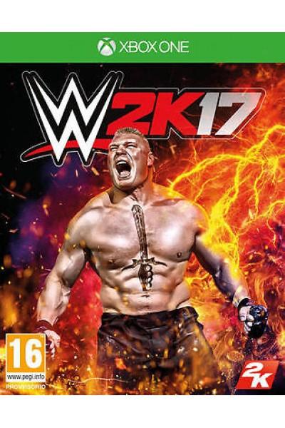 WWE 2K17 PER XBOX ONE NUOVO SIGILLATO PRODOTTO UFFICIALE ITALIANO