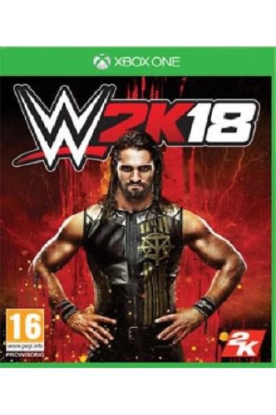 WWE 2K18 PER XBOX ONE W2K18 NUOVO PRODOTTO UFFICIALE ITALIANO