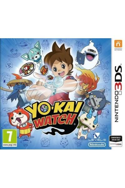YO-KAI WATCH PER NINTENDO 3DS NUOVO PRODOTTO UFFICIALE ITALIANO