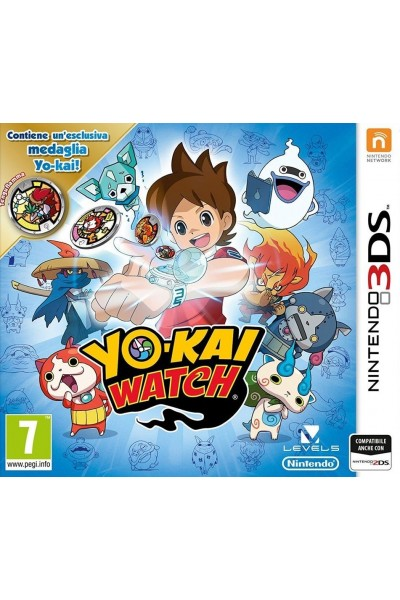 YO-KAI WATCH SPECIAL EDITION PER NINTENDO 3DS NUOVO PRODOTTO UFFICIALE ITALIANO