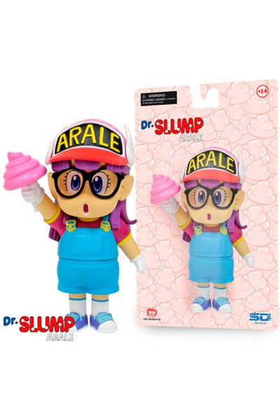 DR SLUMP ARALE 12 CM ACTION FIGURE