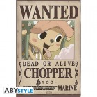 "ONE PIECE - Poster ""Wanted Chopper"" (91.5x61)"